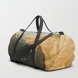 Zion Mornings - National Parks Nature Photography Duffle Bag