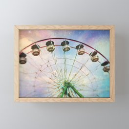 way up yonder Framed Mini Art Print