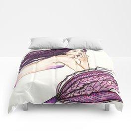 Gracie the Mermaid Comforters