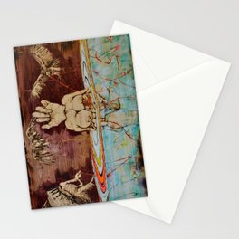 Tangled Fate Stationery Cards