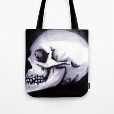 Bones III Tote Bag