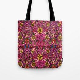aziza pink Tote Bag