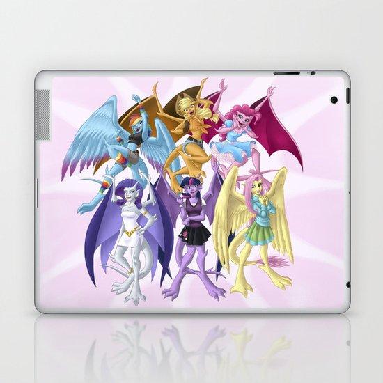 My Little Gargoyle Laptop & iPad Skin