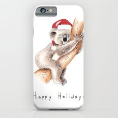 Happy Holidays iPhone 6s Slim Case