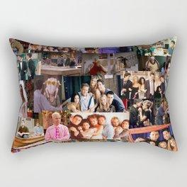 The Best of Friends Rectangular Pillow