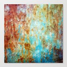 Grunge 'n' Rust Canvas Print
