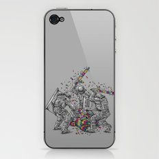 Police Brutality iPhone & iPod Skin