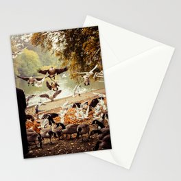 The Birdman Stationery Cards