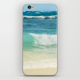 Summer Sea iPhone Skin