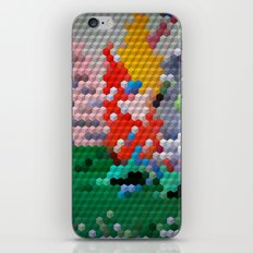 Geometric Wood iPhone & iPod Skin