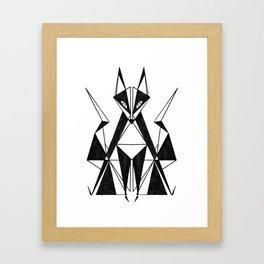 Another Fox Framed Art Print