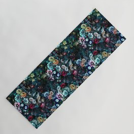 Night Garden Yoga Mat