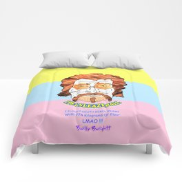 The 1983 South Beach Miami Sleazeball Dealer  Comforters