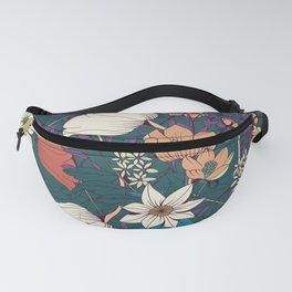 Botanical pattern 008 Fanny Pack