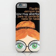 Con los ojos muy abiertos! Slim Case iPhone 6s
