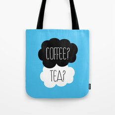 Coffee? Tea? Tote Bag