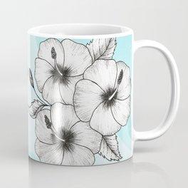 Hibiscus Sea Coffee Mug