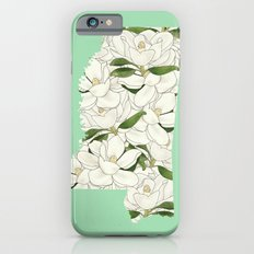 Mississippi in Flowers Slim Case iPhone 6s