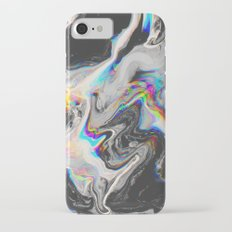CONFUSION IN HER EYES THAT SAYS IT ALL Slim Case iPhone 8