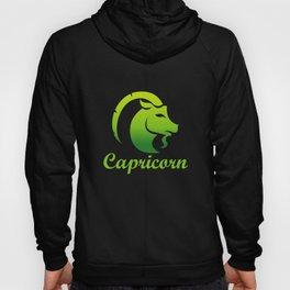Capricorn Earth Sign Graphic Zodiac Birthday Gift Idea Horoscope Design Hoody
