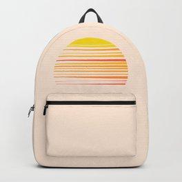 all summer long Backpack