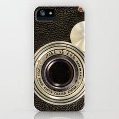 Vintage Argus camera iPhone (5, 5s) Slim Case