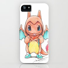 A Burning Passion iPhone (5, 5s) Slim Case