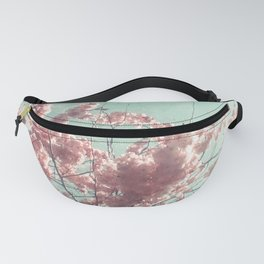 Candy Floss Fanny Pack