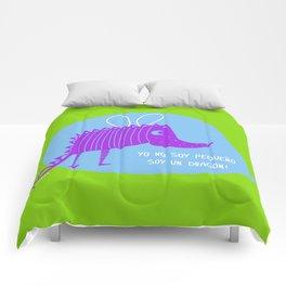 pequeño dragón Comforters