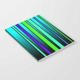Fresh Blue Notebook