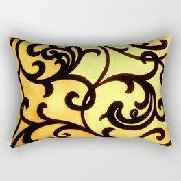 fibric pattern Rectangular Pillow
