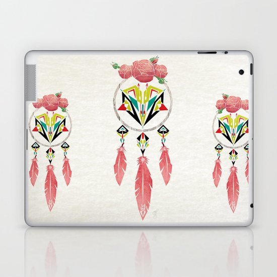 dream flowers Laptop & iPad Skin
