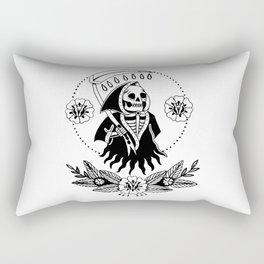 Garden Reaper Rectangular Pillow