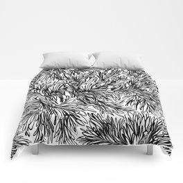 textura pequeña Comforters