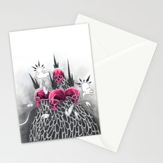 Cluster of Guardians Stationery Cards