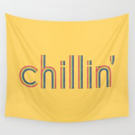 Chillin' Wall Tapestry
