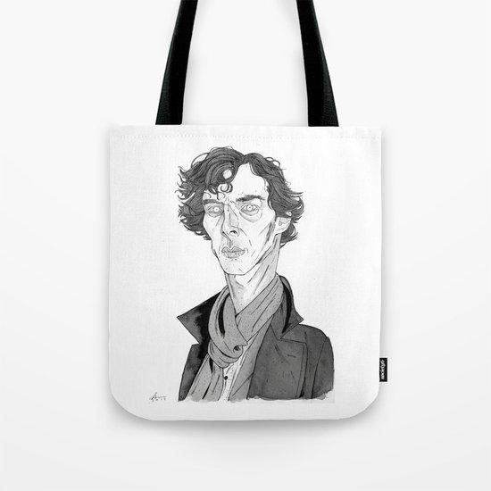 Benedict Cumberbatch - Sherlock Tote Bag