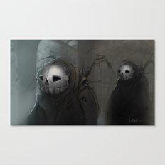 Final March Canvas Print