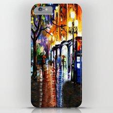 The Light Tardis Slim Case iPhone 6s Plus
