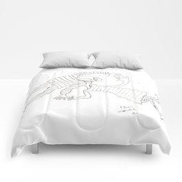 I Baci mandati Comforters