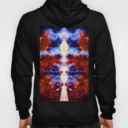 Her Holiness the Electrified Alien Hoody