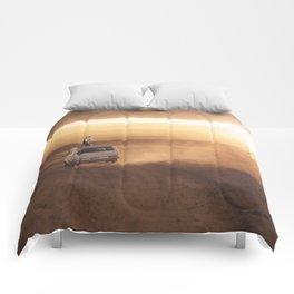 ADVENTURE IS CALLING Comforters