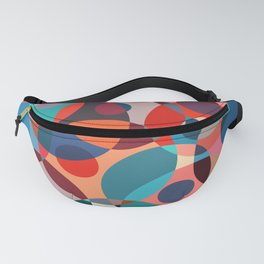 Crowded place Fanny Pack