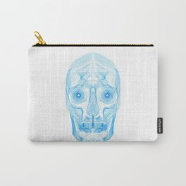Digital Skull Carry-All Pouch