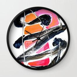The Big Zag Wall Clock