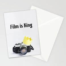 Film is King Stationery Cards