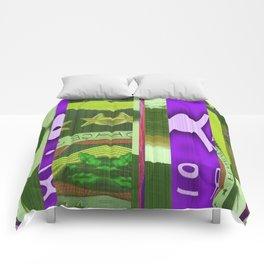 Clemson in Lauryn Comforters