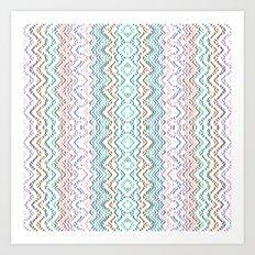 Mix #391 Art Print