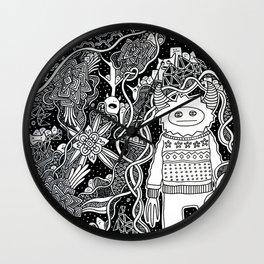 Norwood Wall Clock
