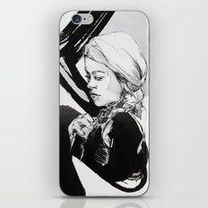 Lily II iPhone & iPod Skin
